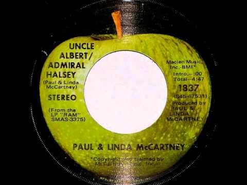 Paul McCartney - Uncle Albert - Fausto Ramos