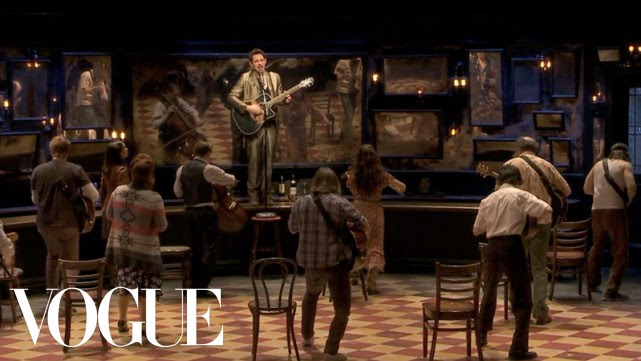Steve Kazee Performs Gold From The Musical Once