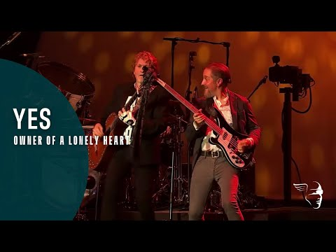 Yes - Owner Of A Lonely Heart (Live At The Apollo)