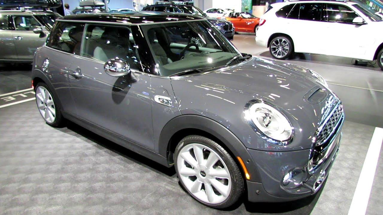 2015 Mini Cooper S Exterior And Interior Walkaround