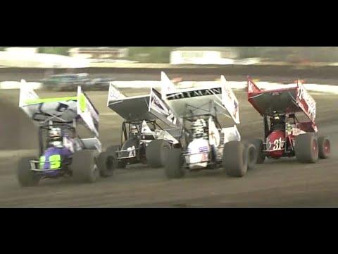 Civil War Marysville Raceway 17sep16 Full Race Part 1 of 2