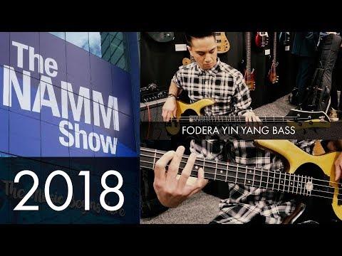 Download Youtube: QUICKVID - NAMM 2018: Fodera Yin Yang Bass