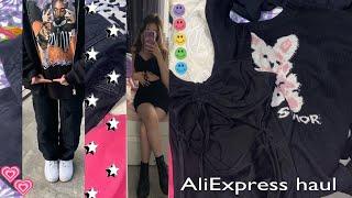aliexpress haul😮💨