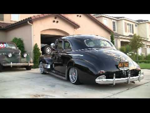 1941 Chevy Super Deluxe Youtube