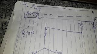 nguyên lý làm việc của máy phát điện ô tô và cách đo phần 1