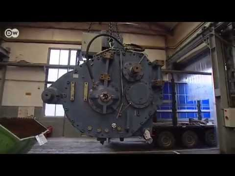 How wind turbines are overhauled | Made in Germany