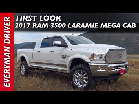 here 39 s the 2017 ram 3500 laramie on everyman driver youtube. Black Bedroom Furniture Sets. Home Design Ideas