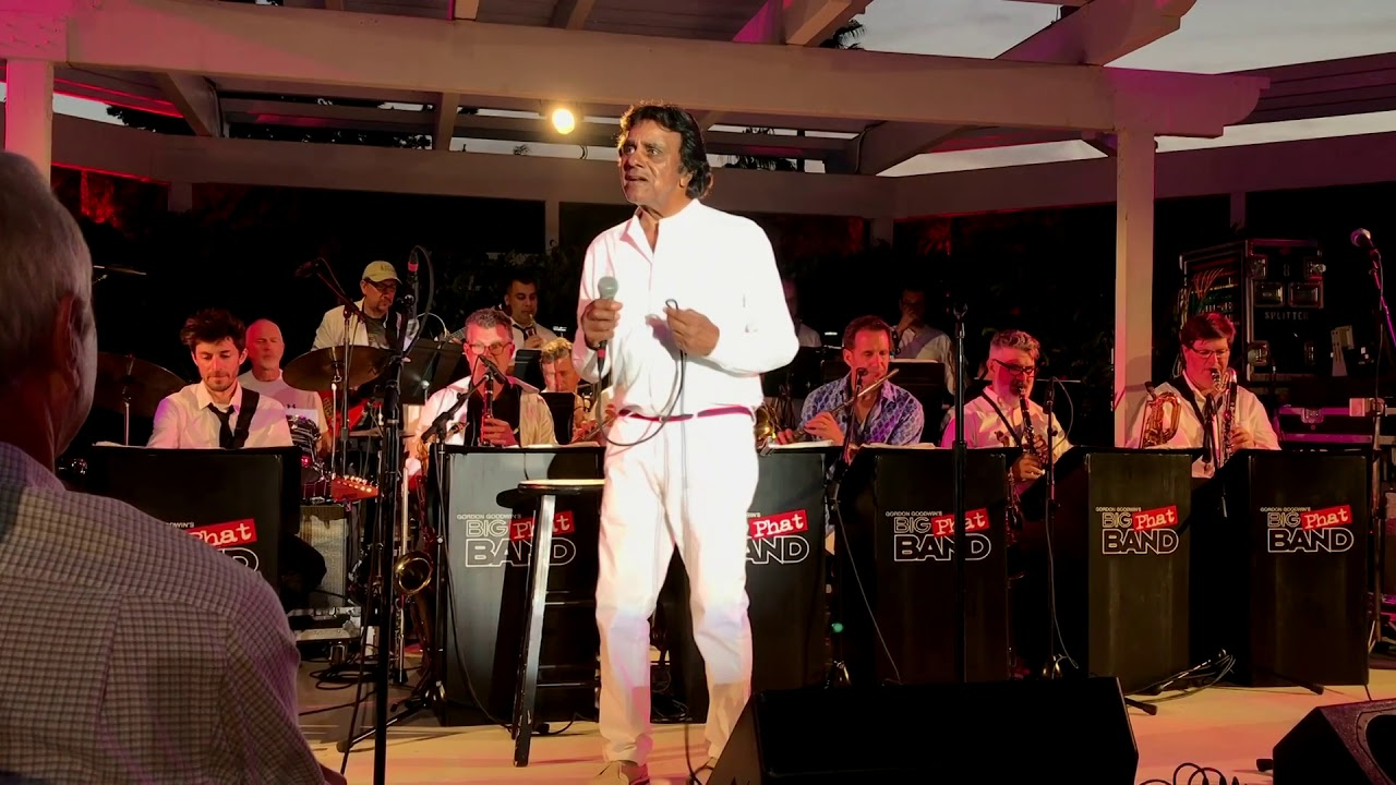 Misty - Johnny Mathis @ 2018 High Hopes Benefit (Smooth Jazz Family)