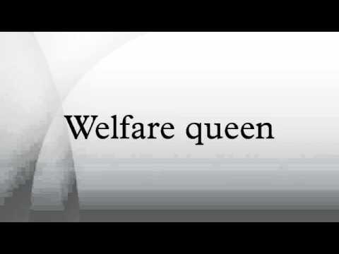 Welfare queen