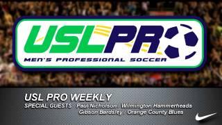 USL PRO Weekly -- May 14, 2014