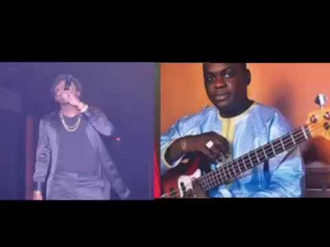 Wally Seck chante Youssou Ndour et Habib Faye