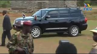Uhuru snobs Sonko in Solai