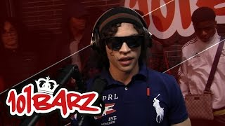 101Barz - Zomersessies 2015 - Lil Saint
