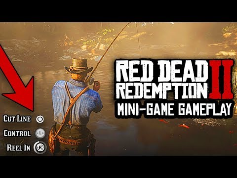 Red Dead Redemption 2 - ALL NEW MINI-GAMES & ACTIVITIES GAMEPLAY [4K]