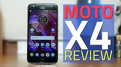 Moto X4 Review | Camera, Performance, Unique Features, and More