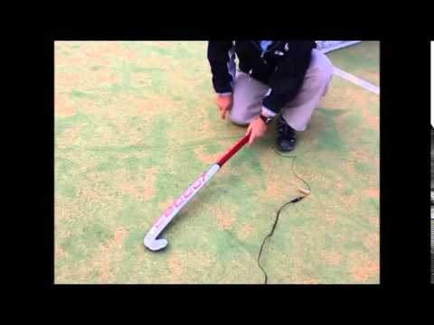 How To Hold A Field Hockey Stick With Hockey Coach Dain Lewis DL Total Hockey