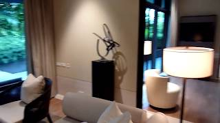 Capella Singapore - one bedroom villa with plunge pool