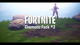 Fortnite - Battle Royale Cinematic Pack #2 ( FREE DOWNLOAD - 140+ Shots)