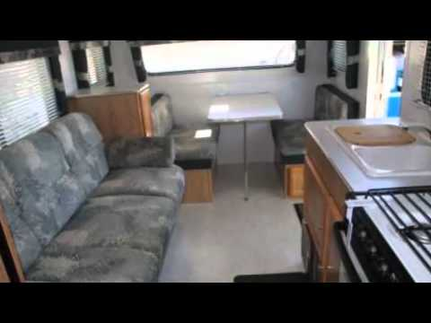 2000 Thor Tahoe Lite Travel Trailer In Fallbrook Ca Youtube