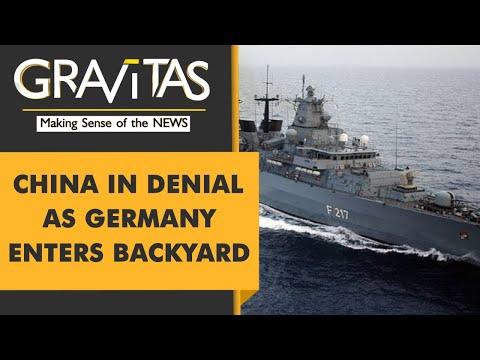 Gravitas: Germany deploys warship to South China Sea