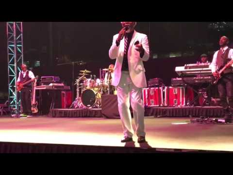 Billy Ocean Live in Dubai March 2017