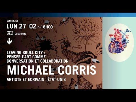 Conférence de Michaël CORRIS