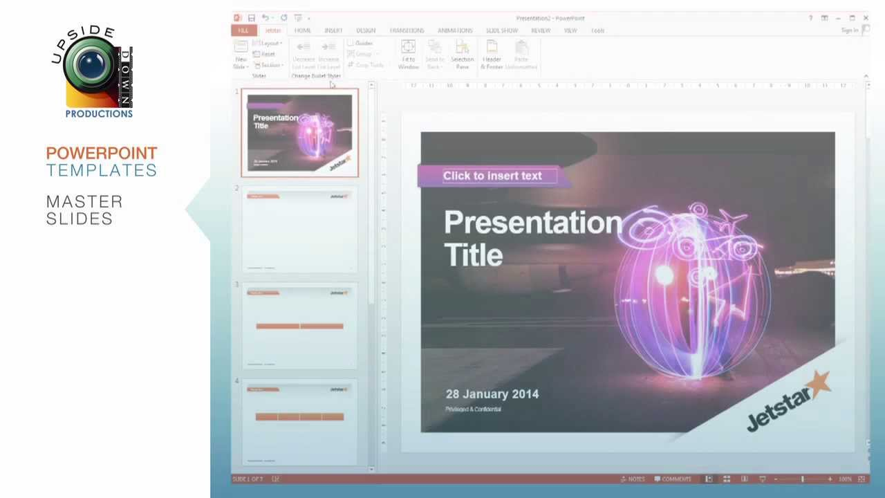 microsoft powerpoint templates - custom branded - youtube, Modern powerpoint