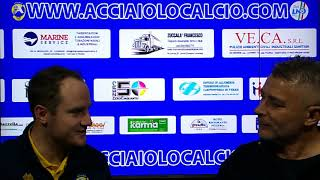 Interviste post partita Acciaiolo - Capannoli
