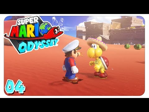 Glück im Spiel - Pech beim Laufen #05 Super Mario Odyssey [deutsch] - Gameplay Let's Play