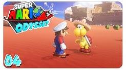 Glück im Spiel - Pech beim Laufen #04 Super Mario Odyssey [deutsch] - Gameplay Let's Play