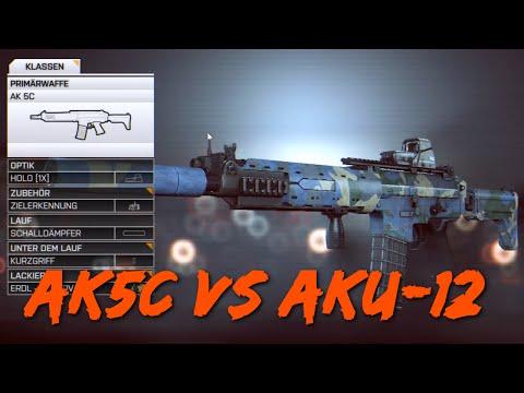 AK5C vs AKU-12: Spring Patch - Die Suche nach einem neuen Karabiner
