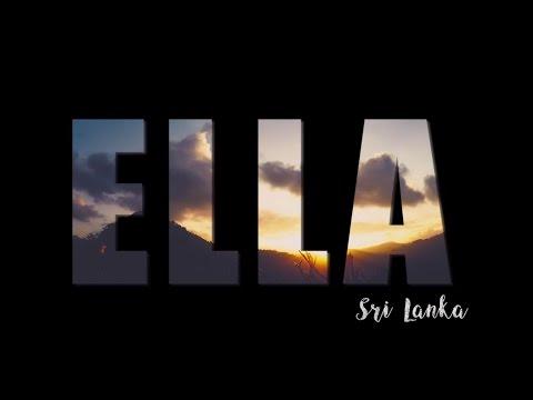 ELLA Sri Lanka. Amazing tour.Gopro Hero 5
