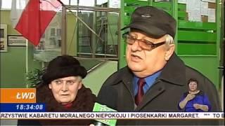 II tura wyborów w Łódzkiem