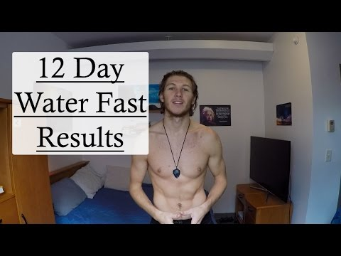 12 Day Long Water Fast Results (Spiritual Perspective) - Vlo