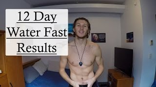 12 Day Long Water Fast Results (Spiritual Perspective) - Vlog #3