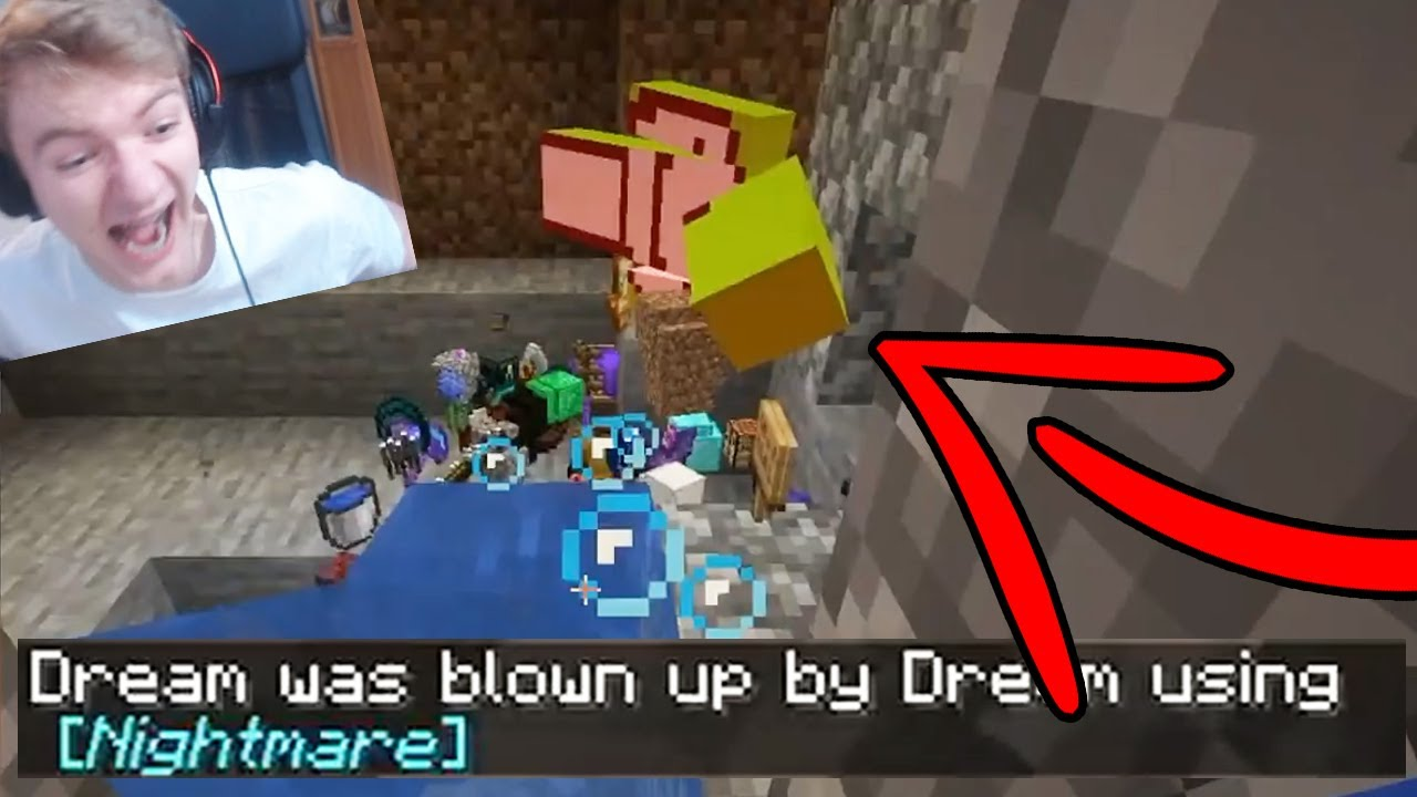 What is the Dream SMP? Minecraft server featuring Quackity, TommyInnit, &  more - Dexerto