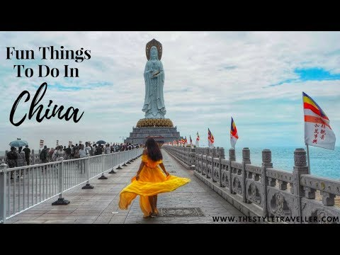 Fun Things to do in China - Hainan