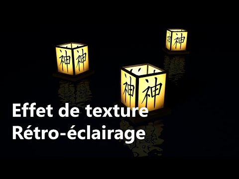Tutoriel : Retro Eclairage la lanterne de papier