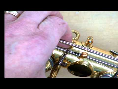 Saxophone Assembly II