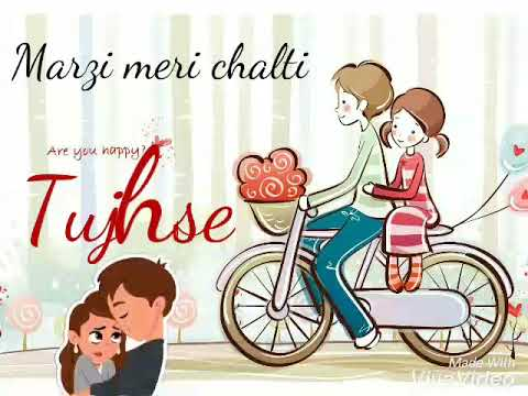 Chalta rahe tera mera   new 30 sec romantic whatsapp status video