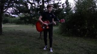 Баста   Выпускной МЕДЛЯЧОК guitar cover by Bakun Kirill