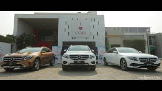 Mercedes-Benz Benchmark Cars Celebrates Childrens Day