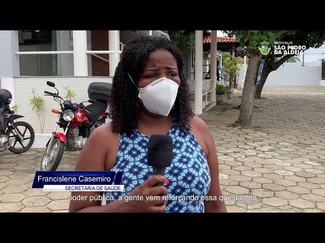 CORONAVÍRUS | A PANDEMIA NÃO ACABOU