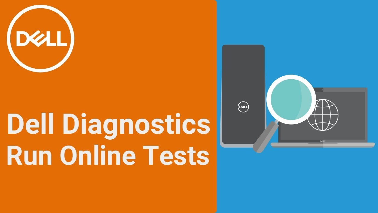 Dell Diagnostic Tests (Official Dell Tech Support)