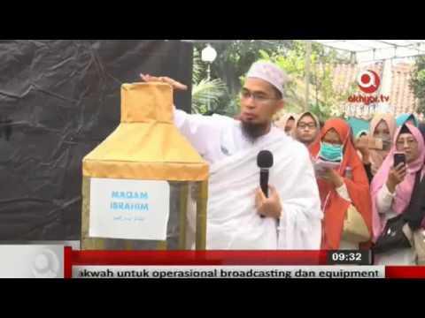 Niat Haji dan Umroh.
