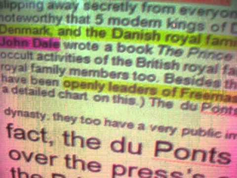 Copy of Du Pont Iron Curtain Danton Watson Ball Breakers Inc Commie Menace