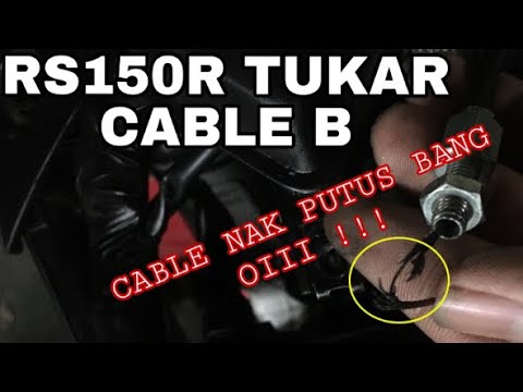 Vlog #5 *Video Repair* Tukar Timing Chain DI Motor Honda Ex5