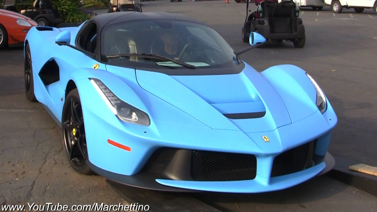 The Most Stunning LaFerrari EVER