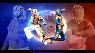 WWE - Rey Mysterio & Sin Cara CUSTOM Theme Song