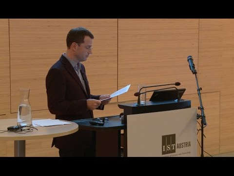 "IST Commemoration Lecture: ""Nazi Medical Crimes at the Psychiatric Hospital Gugging"" by Herwig Czech"